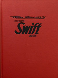 Frank Bellamy's Complete Swift Stories (Robin Hood, King Arthur and much more) PUBLISHERS PROOF LEATHER EDITION (Signed Limited Edition)