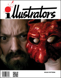illustrators ANNUAL SUBSCRIPTIONFour issues: issues 15 - 18