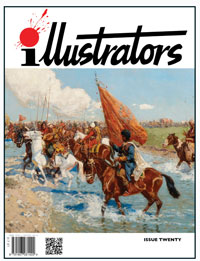 illustrators ANNUAL SUBSCRIPTIONFour issues: issues 20 - 23