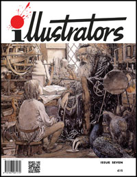 illustrators quarterly issue 7