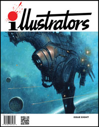 illustrators quarterly issue 8