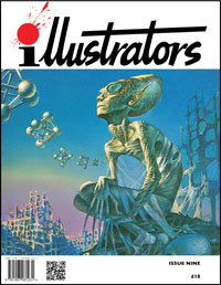 illustrators quarterly issue 9