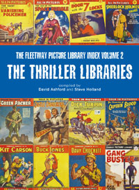 The Fleetway Picture Library Index volume 2: The Thriller Libraries